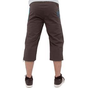 ABK Zen Quarter Pantalones Hombre, black coffee